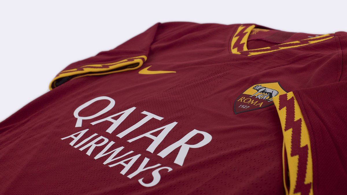 """a571629c5 """"It's a really beautiful addition to the Roma jersey and we, as players,  will wear it with great pride, giving all our best for our supporters,""""  says Elisa ..."""