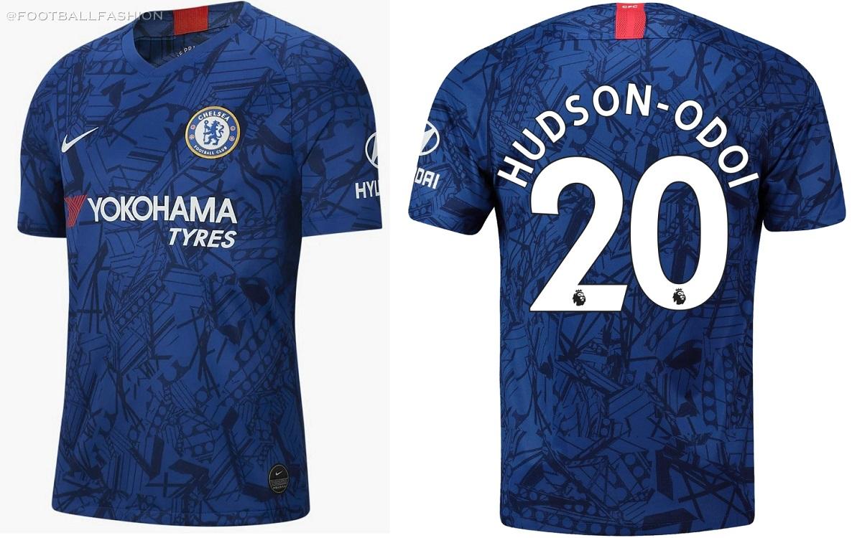 the latest 30cac fae46 Chelsea's 2019/20 Home Kit Celebrates The Bridge - FOOTBALL ...