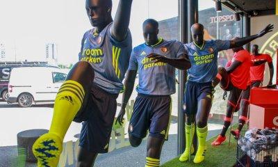 Feyenoord Rotterdam 2019 2020 adidas Away Football Kit, Soccer Jersey, Shirt, Tenue, Uitshirt