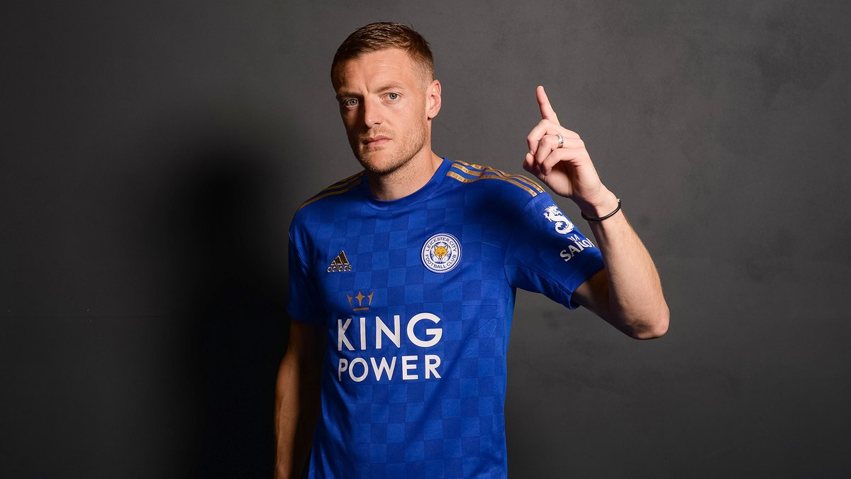 Leicester City 2019/20 adidas Home Kit - FOOTBALL FASHION.ORG
