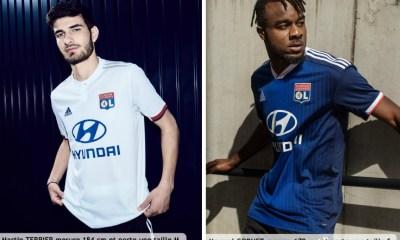 Olympique Lyon 2019 2020 adidas Third Kit, Soccer Jersey, Shirt, Maillot, Tenue