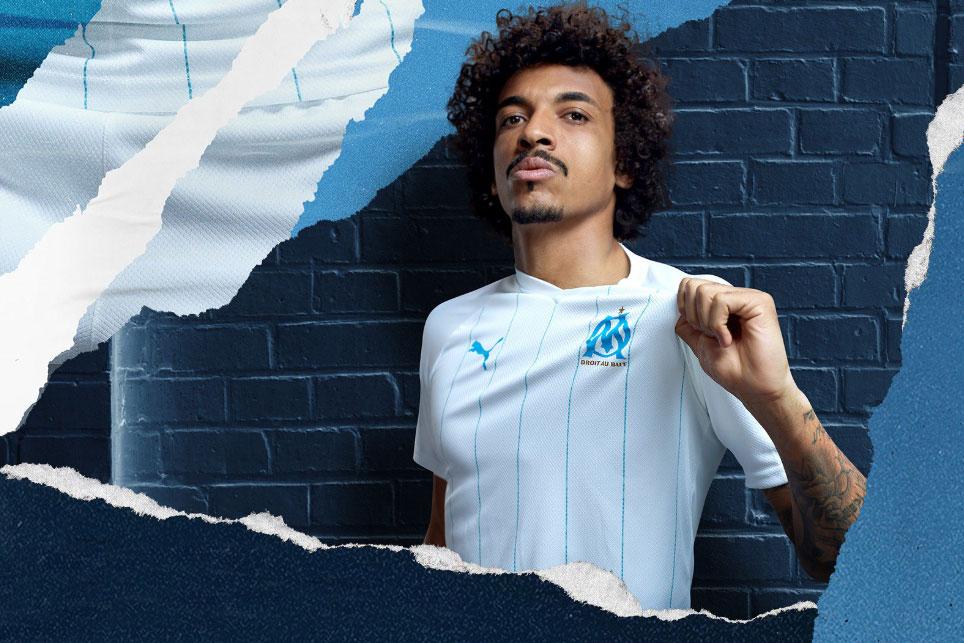 Olympique De Marseille 2019 20 Puma Home Kit Football Fashion Org