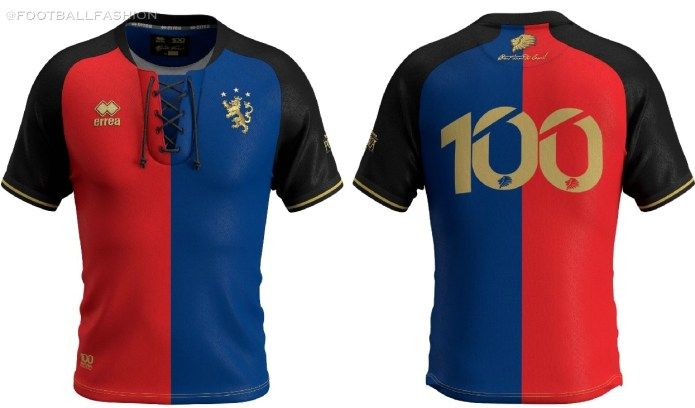 Potenza Calcio 100th Anniversary Erreà Football Kit, Soccer Jersey, Shirt, Maglia, Gara