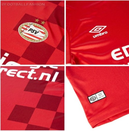 PSV Eindhoven 2019 Umbro Limited Edition Football Kit, Soccer Jersey, Shirt, Tenue