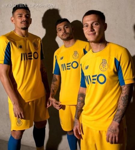 FC Porto 2019 2020 New Balance Away Football Kit, Soccer Jersey, Shirt, Camisa, Camisola