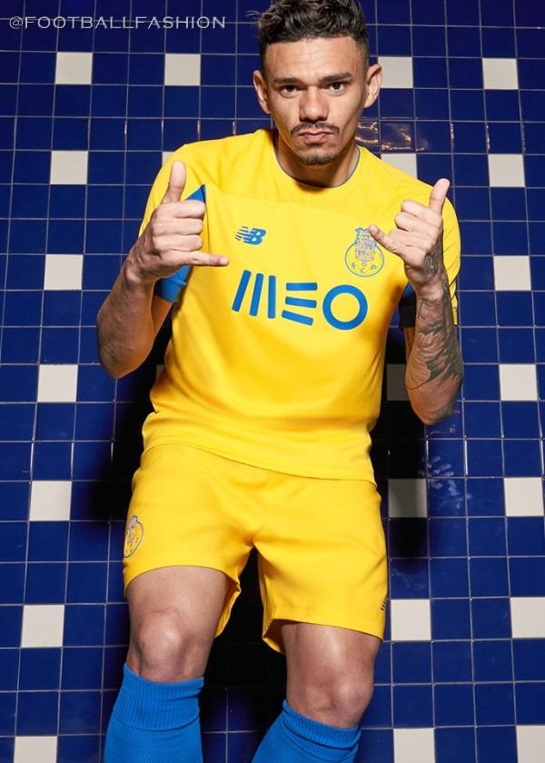 650c466753b0a FC Porto 2019 2020 New Balance Away Football Kit, Soccer Jersey, Shirt,  Camisa