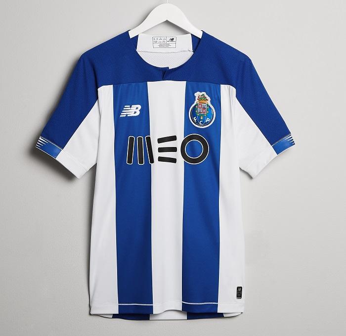 pretty nice 5be6f 4878d FC Porto 2019/20 New Balance Home Kit - FOOTBALL FASHION.ORG