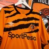 Hull City 2019 2020 Umbro Home Football Kit, Soccer Jersey, Shirt