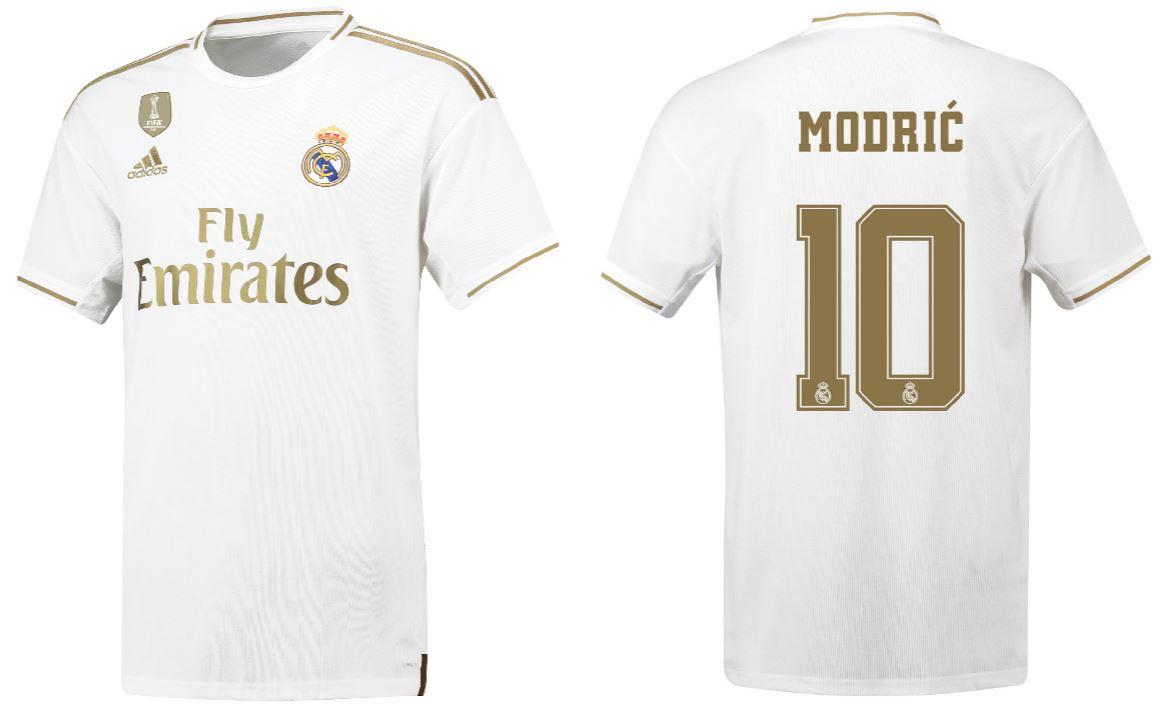 cba91889cd Real Madrid 2019 2020 adidas Home and Away Football Kit, Soccer Jersey,  Shirt,