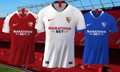 Sevilla FC Archives - FOOTBALL FASHION ORG