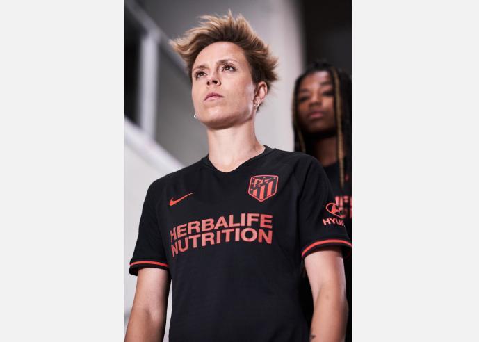 Atlético Madrid 2019 2020 Nike Away Football Kit, Soccer Jersey, Shirt, Camiseta de Futbol, Equipacion, Maillot, Trikot