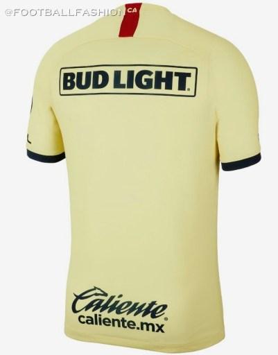Club América 2019 2020 Nike Home Soccer Jersey, Football Shirt, Kit, Camiseta de Futbol