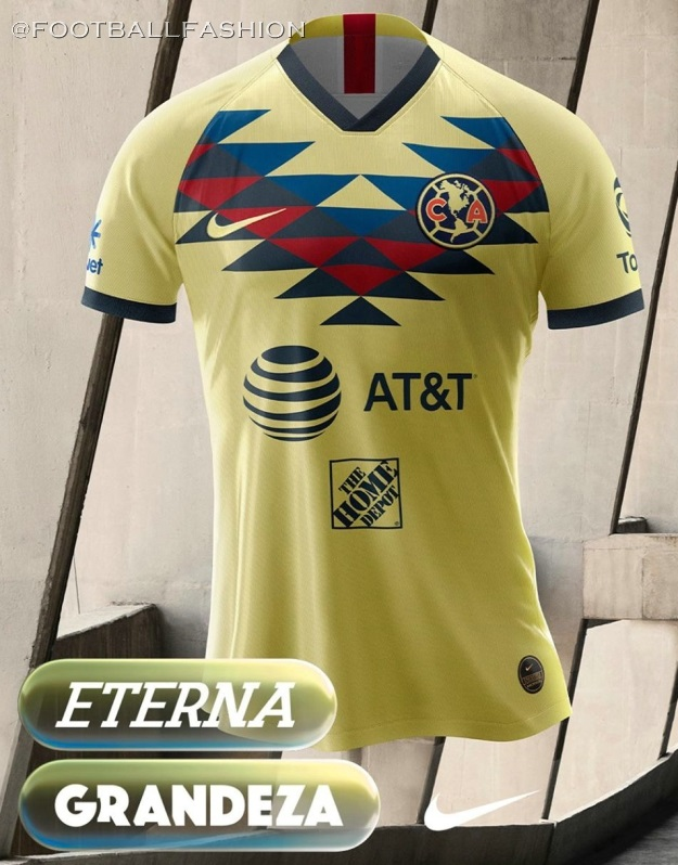 2019 2020 México Camisetas De Fútbol De Netflix Club De ...