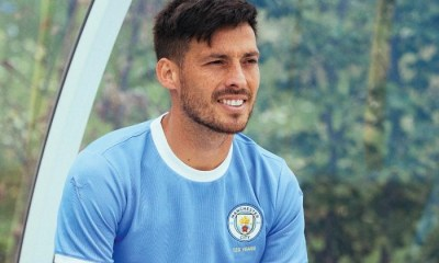 Manchester City FC 2019 2020 PUMA 125th Anniversary Football Kit, Shirt, Soccer Jersey, Maillot, Camiseta, Camisa, Trikot, Tenue