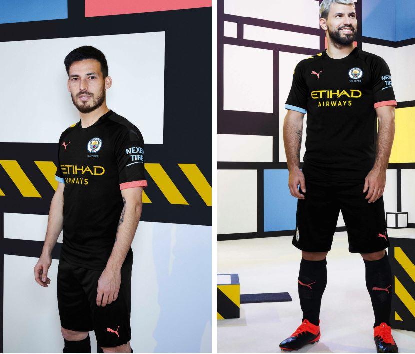 Manchester City 2019/20 PUMA Home and Away Kits - FOOTBALL ...