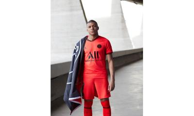 Paris Saint-Germain 2019 2020 Jordan Away Football Kit, Soccer Jersey, Shirt, Maillot, Camiseta, Camisa, Trikot
