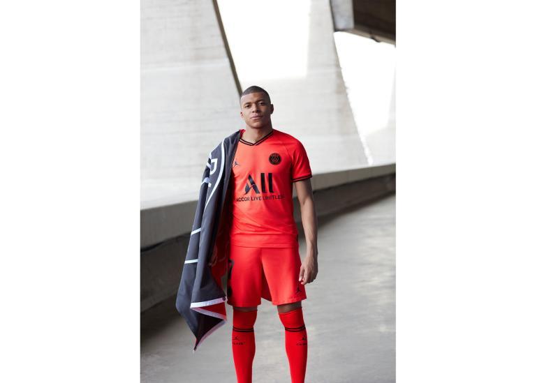 Paris Saint-Germain 2019 2020 Jordan Away Football Kit, Soccer Jersey, Shirt, Maillot, Camiseta, Camisa, Trikot