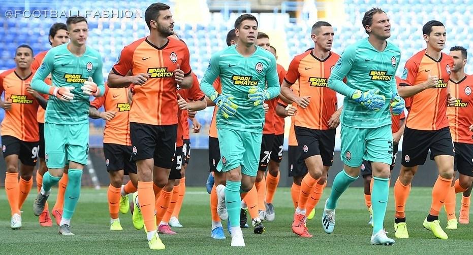 FC Shakhtar Donetsk 2019 2020 Nike Home and Away Football Kit, Soccer Jersey, Shirt, Camisa