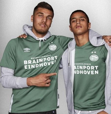 PSV Eindhoven 2019 2020 Umbro Third Football Kit, Soccer Jersey, Shirt, Tenue, 3eShirt