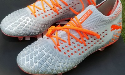 Up-Close: PUMA FUTURE 4.1 NETFIT Anthem Pack Soccer Boot