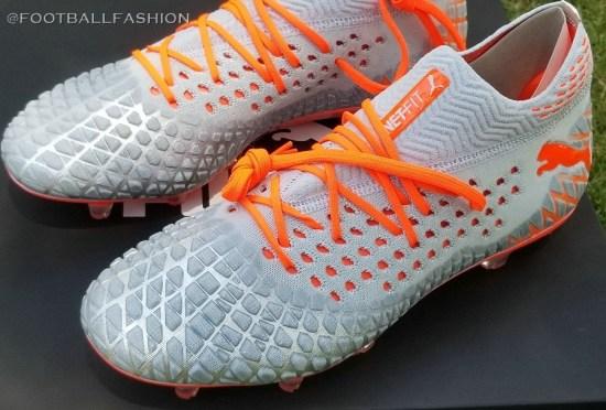 Up-Close: PUMA FUTURE 4.1 NETFIT Anthem Pack Soccer Boot