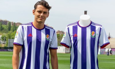 Real Valladolid 2019 2020 adidas Home and Away Football Kit, Soccer Jersey, Shirt, Camiseta de Futbol