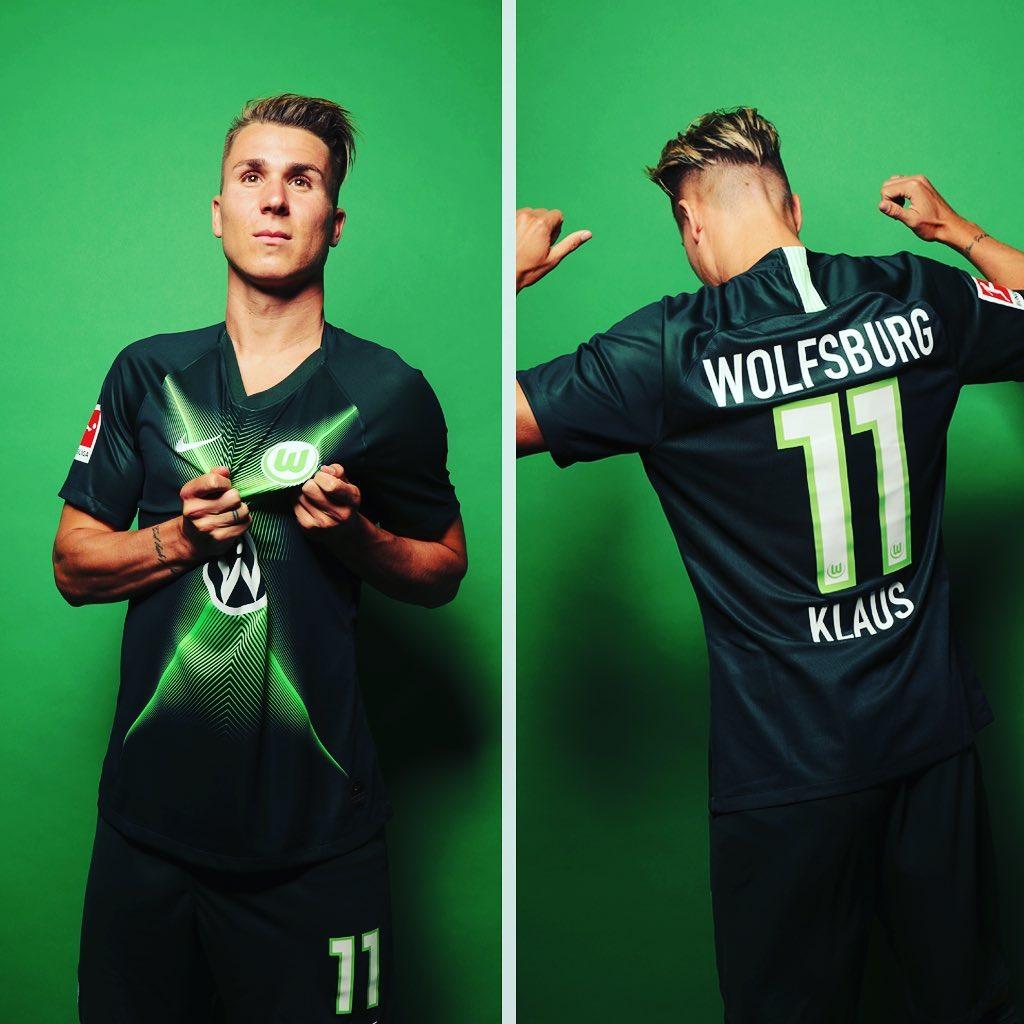 half off c7d77 c910e VfL Wolfsburg 2019/20 Nike Kits - FOOTBALL FASHION.ORG