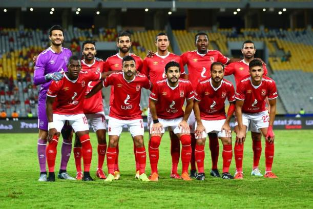 Al Ahly SC 2019 2020 Umbro Home Kit, Soccer Jersey, Shirt