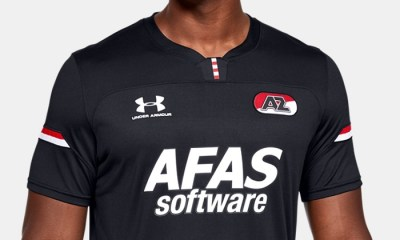 AZ 2019 2020 Under Armour Away Football Kit, Soccer Jersey, Shirt, Tenue, Wedstrijdshirt