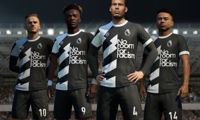 EA Sports FIFA 20 #NoRoomforRacism Kit