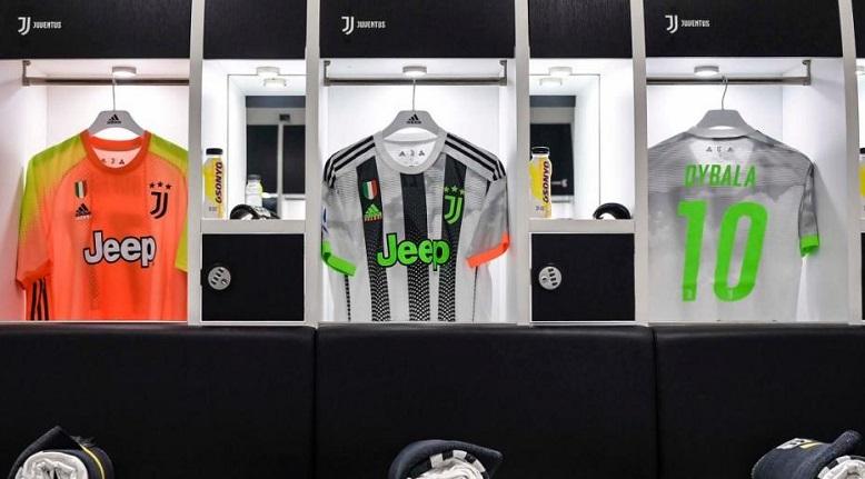 coupon codes unique design shades of Juventus x adidas x Palace 2019/20 Home Kit - FOOTBALL ...