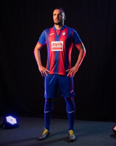 SD Eibar 2019 2020 Joma Home, Away and Third Football Kit, Soccer Jersey, Shirt, Camiseta de Futbol