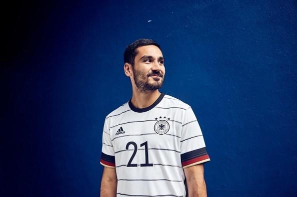 Germany EURO 2020  2019 2021 adidas Home Football Kit, Soccer Jersey, Shirt, Trikot, Heimtrikot
