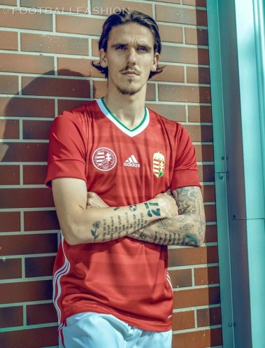 Hungary 2020 2021 adidas Home and Away Football Kit, Soccer Jersey, Shirt, Mez