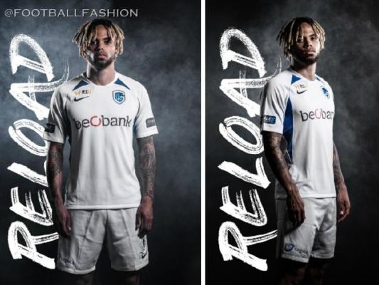KRC Genk 2019 2020 Nike Home, Away and Third Football Kit, Soccer Jersey, Shirt, Wedstrijdshirt