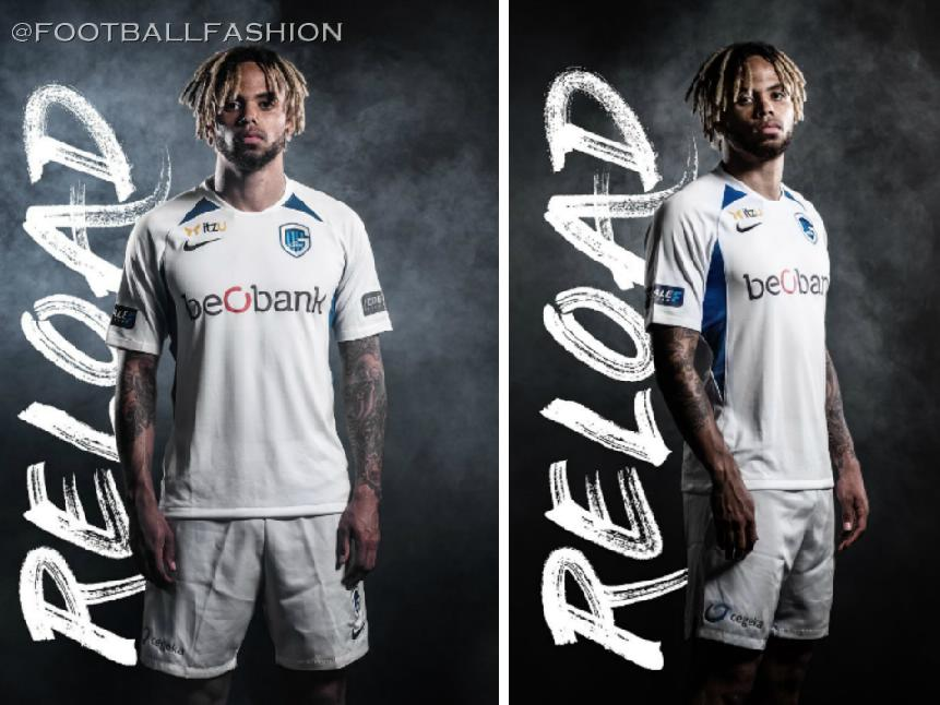 Krc Genk 2019 20 Nike Home Away And Third Kits Football Fashion