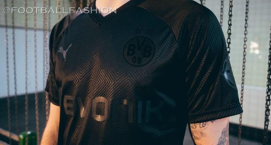 Borussia Dortmund 110th Anniversary Puma Kit Football Fashion Org