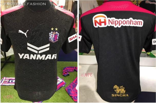 Cerezo Osaka 2020 PUMA Home and Away Football Kit, Soccer Jersey, Shirt