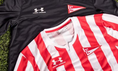 Estudiantes de La Plata 2020 Under Armour Football Kit, Soccer Jersey, Shirt, Camiseta de Futbol