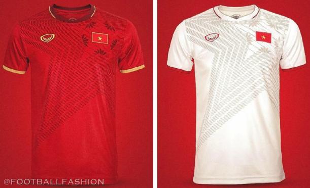 Vietnam 2020 Grand Sport Football Kit, Soccer Jersey, Shirt