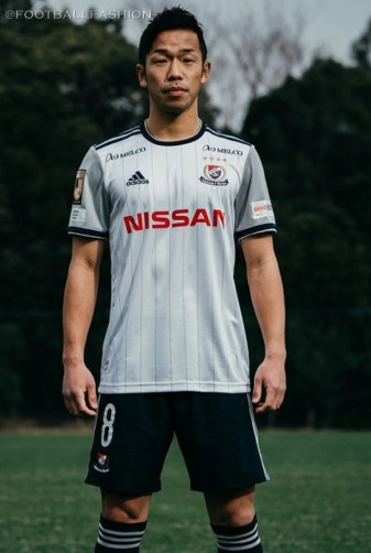 Yokohama F. Marinos 2020 adidas Away Football Kit, Soccer Jersey, Shirt, Camiseta de Futbol, Camisa