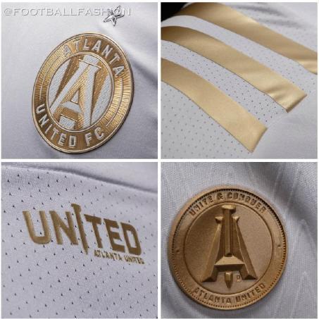Atlanta United 2020 adidas King's Away Football Kit, Soccer Jersey, Shirt, Camiseta de Futbol