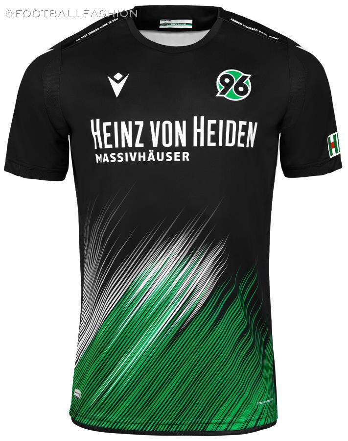 Hannover 96 Our Love 2020 Macron Kit Football Fashion Org