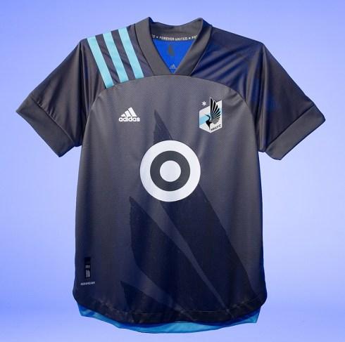 Minnesota United 2020 adidas Home Soccer Jersey, Football Kit, Shirt, Camiseta de Futbol MLS