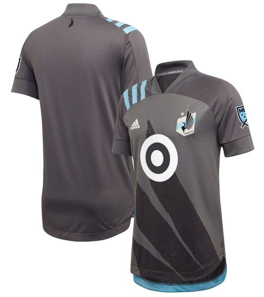 Minnesota United 2020 adidas Home Soccer Jersey, Football Kit, Shirt, Camiseta de Futbol MLS