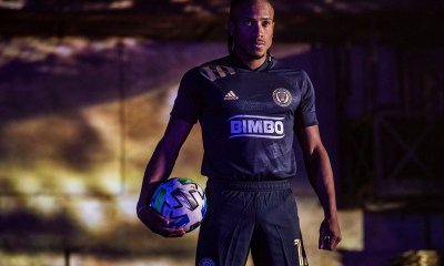 Philadelphia Union 2020 adidas Home Football Kit, Soccer Jersey, Shirt, Camiseta de Futbol MLS