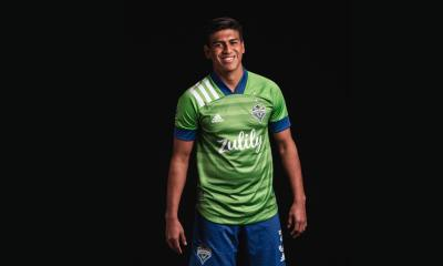 Seattle Sounders 2020 2021 adidas Home Soccer Jersey, Shirt, Kit, Camiseta de Football