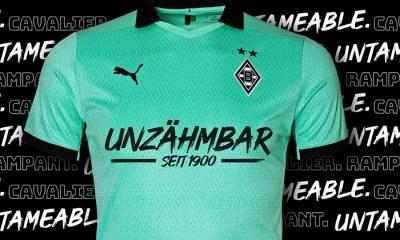 Borussia Mönchengladbach 2020 'Unzähmbar' PUMA Special Edition Football Kit, Soccer Jersey, Shirt, Trikot, Sondertrikot