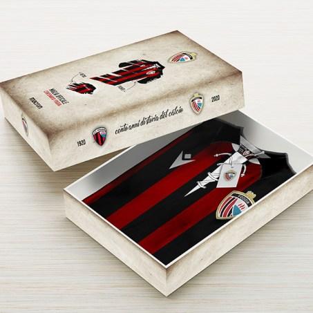 Calcio Foggia 100th Anniversary 2020 Macron Football Kit, Soccer Jersey, Shirt, Maglia, Gara