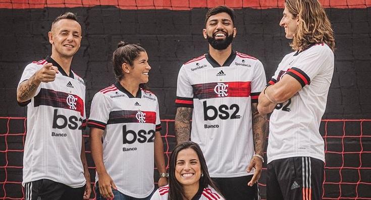 cr flamengo 2020 21 adidas away kit football fashion